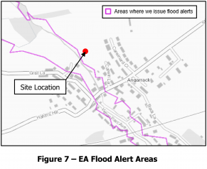 EA Flood Risk Areas