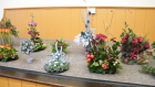 Tableau of Christmas Flower Arrangements 2012 part two