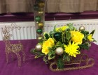 Flower arranging led by Lynne Demonstration December 2018 - photo 2